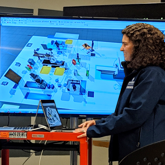 Read more about the article Paging the Surgineer! New Course Combines Data Science, Systems Engineering, and Clinical Immersion at Hopkins Hospital