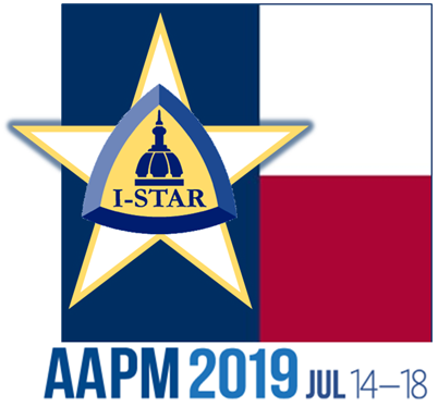 I-STARs at the AAPM Meeting in San Antonio, TX